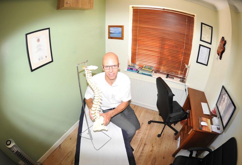 chiropractor in southampton